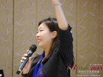 Violet Lim - CEO of Lunch Actually at the 2015 China Far East Mobile and Internet Dating Expo and Convention