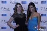 Media Wall in Las Vegas at the January 15, 2015 Internet Dating Industry Awards