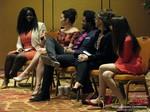 Essence Magazine Panel - Charreah Jackson, Laurie Davis-Edwards, Thomas Edwards, Renee Piane, Julie Spira at iDate Expo 2015 Las Vegas