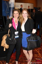 Networking at the 2015 Internet Dating Super Conference in Las Vegas