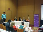 CEO Growth Ideas for Matchmakers and Dating Coaches - Doron Kim, Rachel MacLynn, Natacha Noel, Kristina Lynn, Lisa Darsonval at the January 20-22, 2015 Internet Dating Super Conference in Las Vegas