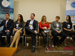 Final Panel at the 12th annual European iDate conference matchmakers and online dating professionals in London