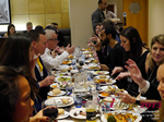 Lunch Among European And Global Dating Industry Executives   at the October 14-16, 2015 London European Online and Mobile Dating Industry Conference