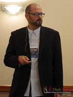 Matteo Monari Bizup Speaking On SEO For Online Dating Sites at iDate2015 Europe