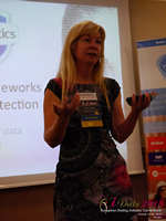 Monica Whitty Professor Of Psychology University Of Liecester at the October 14-16, 2015 conference and expo for online dating and matchmaking in London