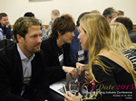 Speed Networking Among CEOs General Managers And Owners Of Dating Sites Apps And Matchmaking Businesses  at the European iDate conference and expo for matchmakers and online dating professionals in 2015