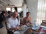 Lunch Among Dating Agencies at the 45th Dating Agency Business Conference in Cyprus