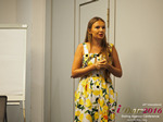 Svetlana Mukha - CEO of Diolli at the 2016 Dating Agency Business Conference in Cyprus