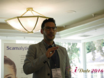 John Volturo (CMO, Spark Networks)  at the June 8-10, 2016 Mobile Dating Industry Conference in Califórnia