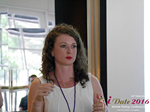 Melissa Mcdonald (Business Development at Yandex)  at the 38th iDate2016 L.A.