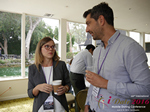 Networking  at the June 8-10, 2016 Mobile Dating Negócio Conference in L.A.