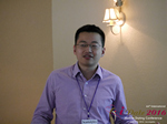Shang Hsui Koo(CFO, Jiayuan)  at the June 8-10, 2016 Califórnia Online and Mobile Dating Indústria Conference
