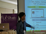 Takuya Iwamoto (Diverse-yyc-co-jp)  at the 2016 Califórnia Mobile Dating Summit and Convention