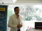 Ritesh Bhatnagar - CMO of Woo at the 2017 Online and Mobile Dating Indústria Conference in L.A.
