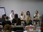 Final Panel at the 49th Premium International Dating Industry Conference in Misnk, Belarus
