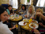 Lunch at the May 23-25, 2018 PID & Dating Agency Indústria Conference in